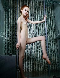 Bella Milano nude in erotic AMETE gallery