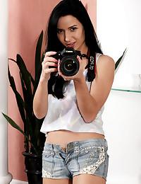 Aurelia Perez nude in erotic HARABA gallery - MetArt.com