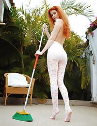 Adel C nude in glamour BOMEC gallery - MetArt.com