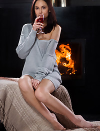 Sade Mare nude in glamour HENOCA gallery - MetArt.com
