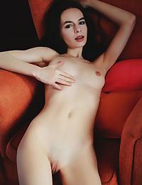 Debora A nude in erotic QUIET TIME gallery - MetArt.com