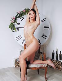 Callista B naked in glamour FUZZY gallery - MetArt.com