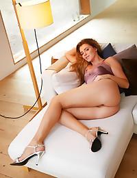 Kalisy naked in erotic SILK VIXEN gallery - MetArt.com