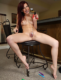 SULTRY SALOON with Sabina Rouge - ALS Scan