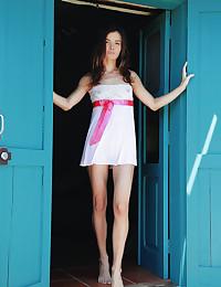 British nude in erotic ROSETTE gallery - MetArt.com
