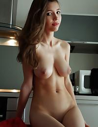 Mila Azul nude in erotic COFFEE BOOST gallery - MetArt.com