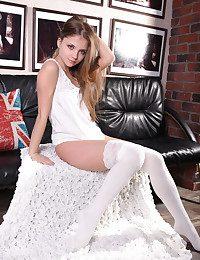 Camomile bare in erotic MIACALE gallery - MetArt.com