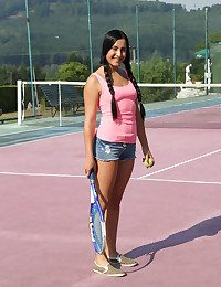 TENNIS COACH with Ana Rose - ALS Scan