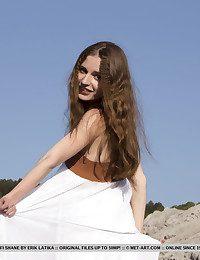 Sofi Shane bare in glamour TILENTA gallery - MetArt.com