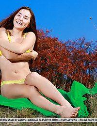 Stefany Sonri nude in erotic SENOTA gallery - MetArt.com