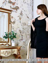 Rosie Lauren nude in glamour YASCI gallery - MetArt.com