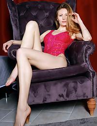Judith nude in erotic PRESENTING JUDITH gallery - MetArt.com