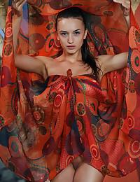Gloria Sol nude in erotic DINEBA gallery - MetArt.com
