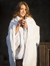Sybil A bare in glamour CASTENE gallery - MetArt.com