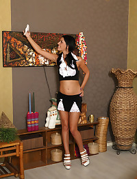 HOUSEKEEPING with Vivien Bell - ALS Scan