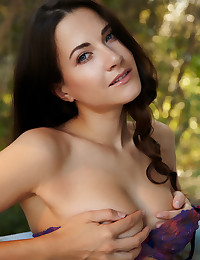 Lauren Crist nude in erotic CORENA gallery - MetArt.com