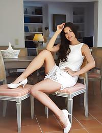 Lauren Crist nude in erotic MAVINE gallery - MetArt.com