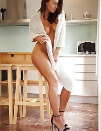 Vanessa Decker nude in glamour MORSWEL gallery - MetArt.com