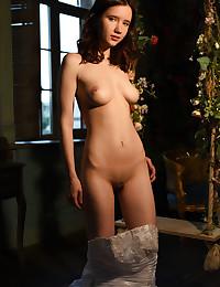 Lovely naked model