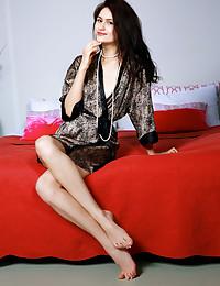 Megan Elle nude in erotic ERHINA gallery - MetArt.com